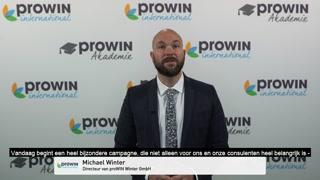 Toespraak Michael Winter - Uw BTW-voordeel voor het goede doel - Huidige stand (Week 40)