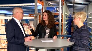 Talk mit Michael und Sarah Lux