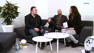 Talk mit Sascha und Michael Winter