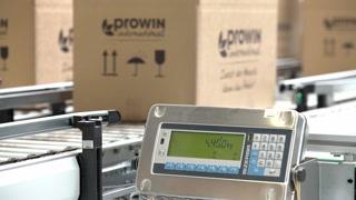 Wir begleiten die proWIN-Pakete auf ihrer großen Reise durch LUX Logistik