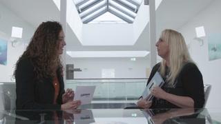 Talk mit Jasmin Surböck