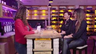 Talk mit Angela Dimos und Ignazia Dalli-Dimos