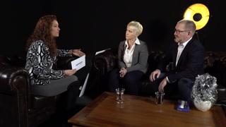 Talk mit Martina und Claus Sträßer