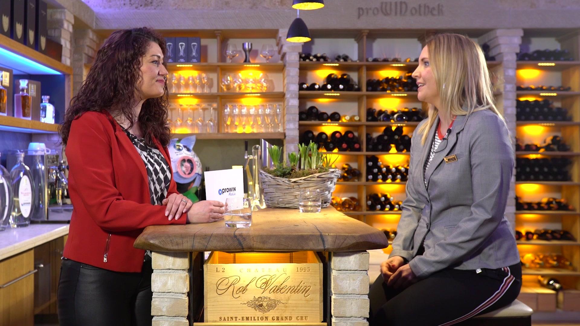 Talk mit Anja Vorbach