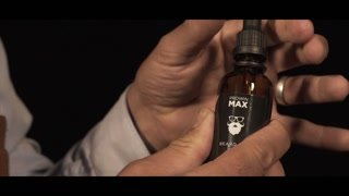 proWIN MAX – Beard Oil – Weihnachtsshopping 2018