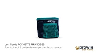 Pochette friandises best friends
