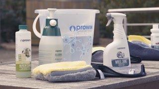 proWIN Symbiontische Reinigung - Sommershopping 2019