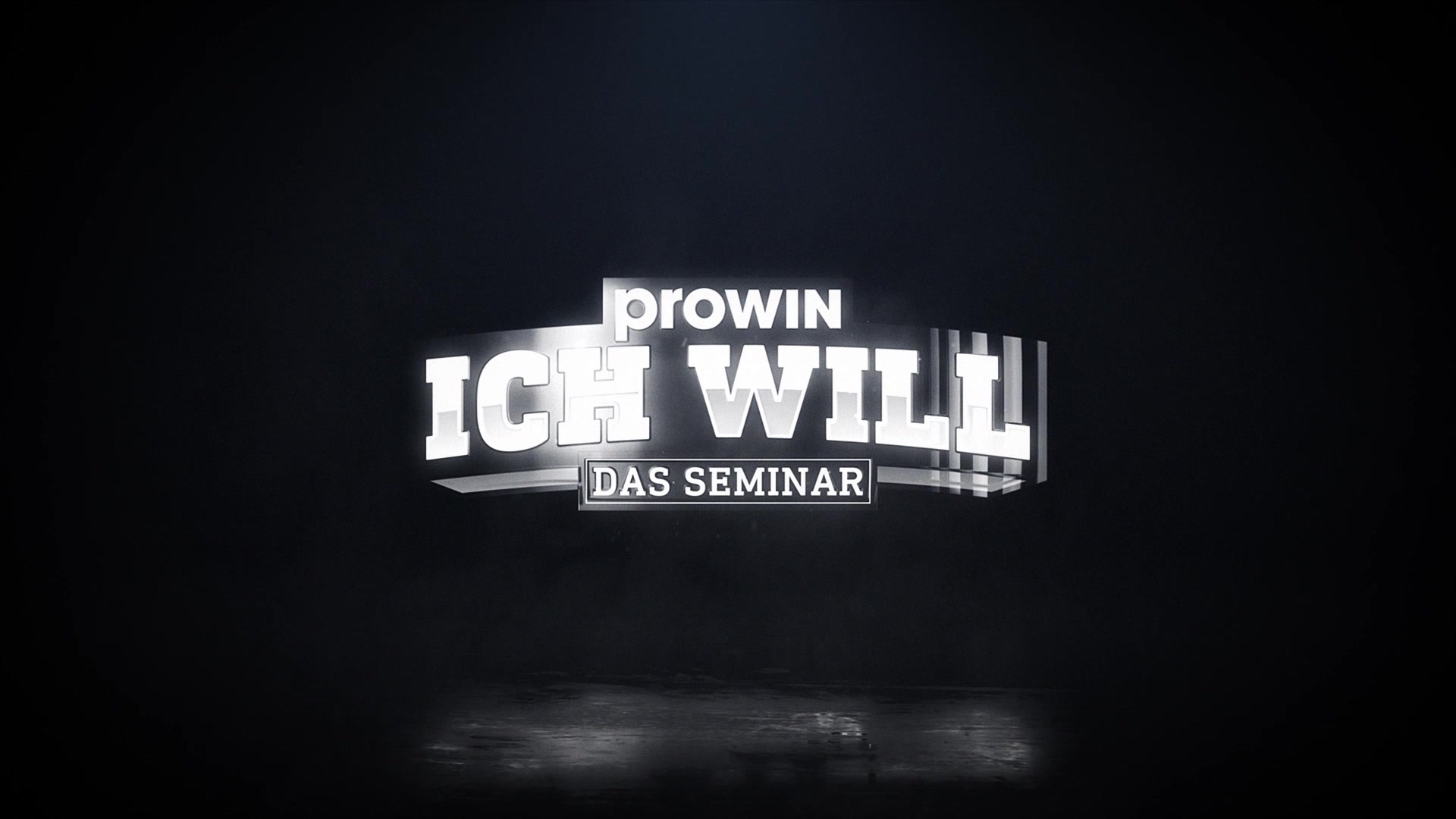 ICH WILL - Das Seminar im Schwarzwald 2019